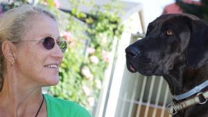 Sächsische Zeitung in der Hundeschule Dresden und Tierpsychologie Sachsen