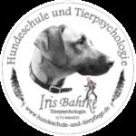 Hundeschule und Tierpsychologie Dresden Iris Bahrke-Schabacker Logo